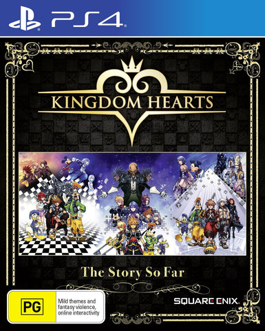 Kingdom Hearts - The Story So Far - PS4