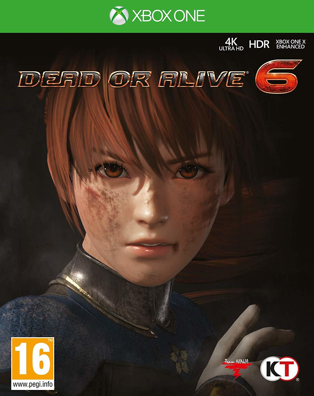 Dead or Alive 6 - Xbox One