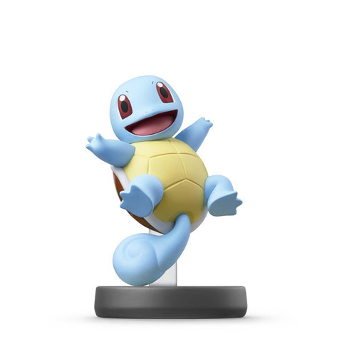 Nintendo Amiibo Squirtle - Super Smash Bros Ultimate - Nintendo Switch
