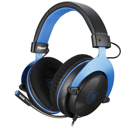 SADES M-Power Gaming Headset - PS4