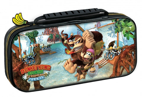 Nintendo Switch GT Deluxe Case – Donkey Kong Tropical Freeze - Nintendo Switch