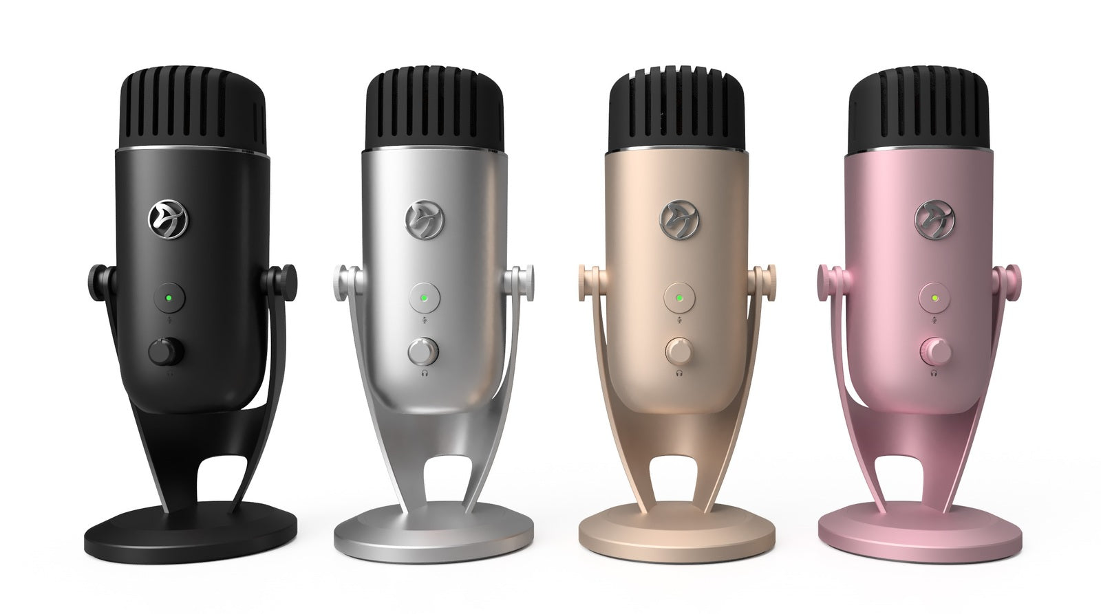 Arozzi Colonna Microphone (Black) - PC Games