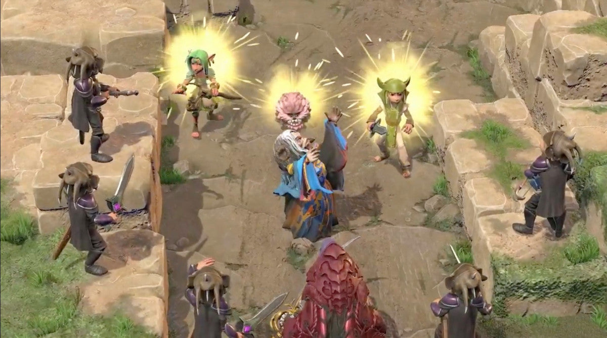 The Dark Crystal: Age of Resistance Tactics - Nintendo Switch