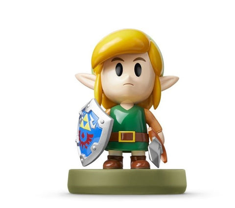 Nintendo Amiibo Link - The Legend of Zelda: Link's Awakening - Nintendo Switch