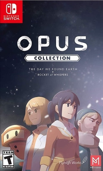 OPUS Collection The Day We Found Earth + Rocket of Whispers - Nintendo Switch