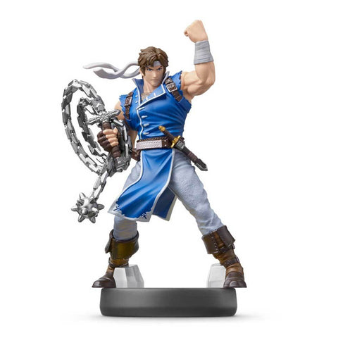 Nintendo Amiibo Richter - Super Smash Bros Ultimate - Nintendo Switch