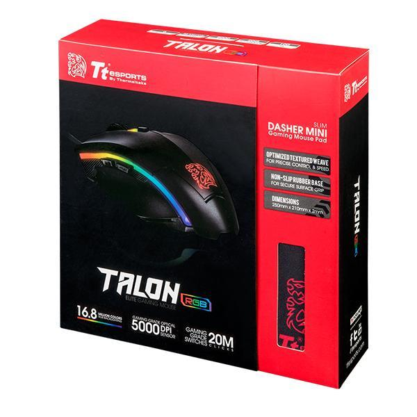Ttesports by Thermaltake Iris Optical Gaming Mouse - PC Games