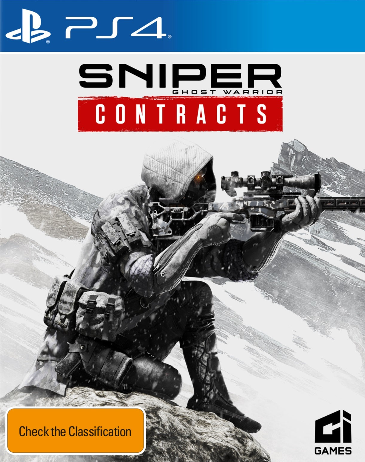 Sniper: Ghost Warrior Contracts - PS4
