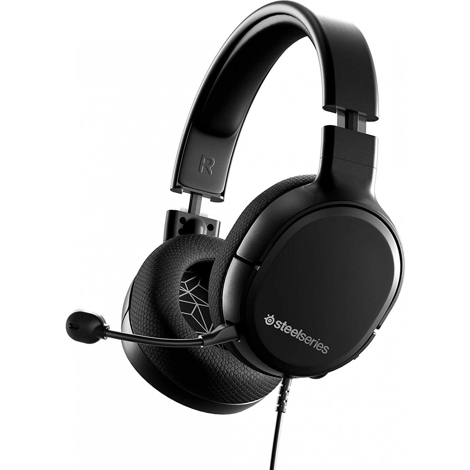 SteelSeries Arctis 1 Wired Gaming Headset (Black) - PC Games