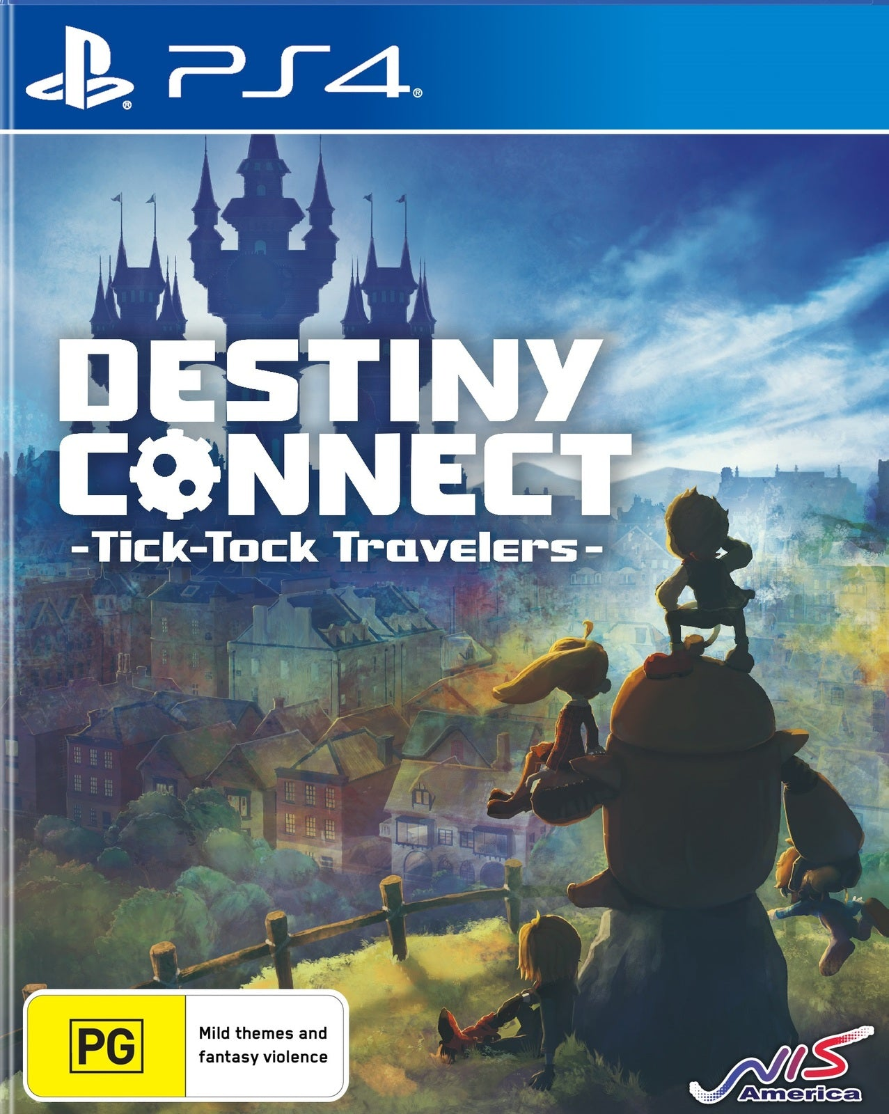 Destiny Connect: Tick-Tock Travelers - PS4