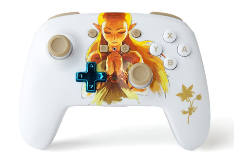 Nintendo Switch Wireless Controller - Princess Zelda - Nintendo Switch