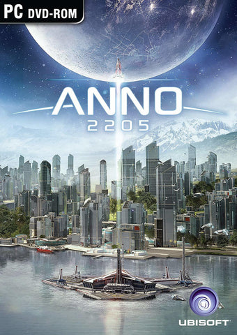 Anno 2205 - PC Games