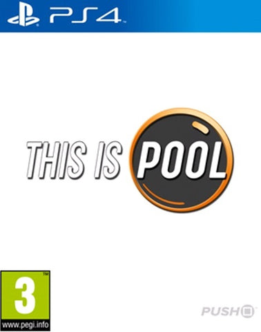 This Is Pool - PS4