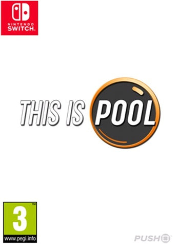 This Is Pool - Nintendo Switch