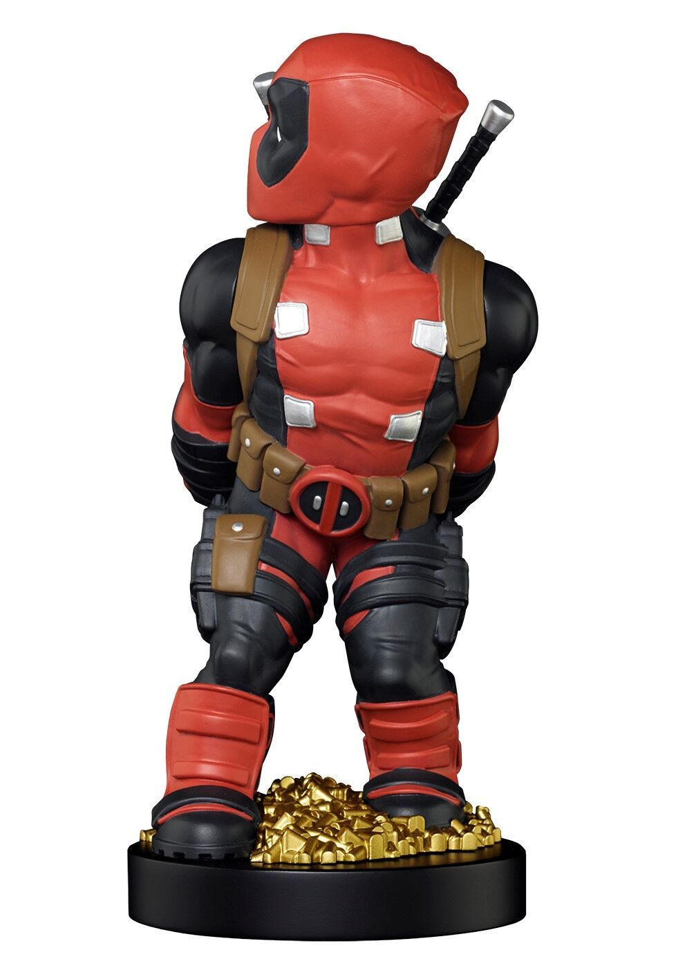 Cable Guy Controller Holder - Deadpool New Legs Version - PS4