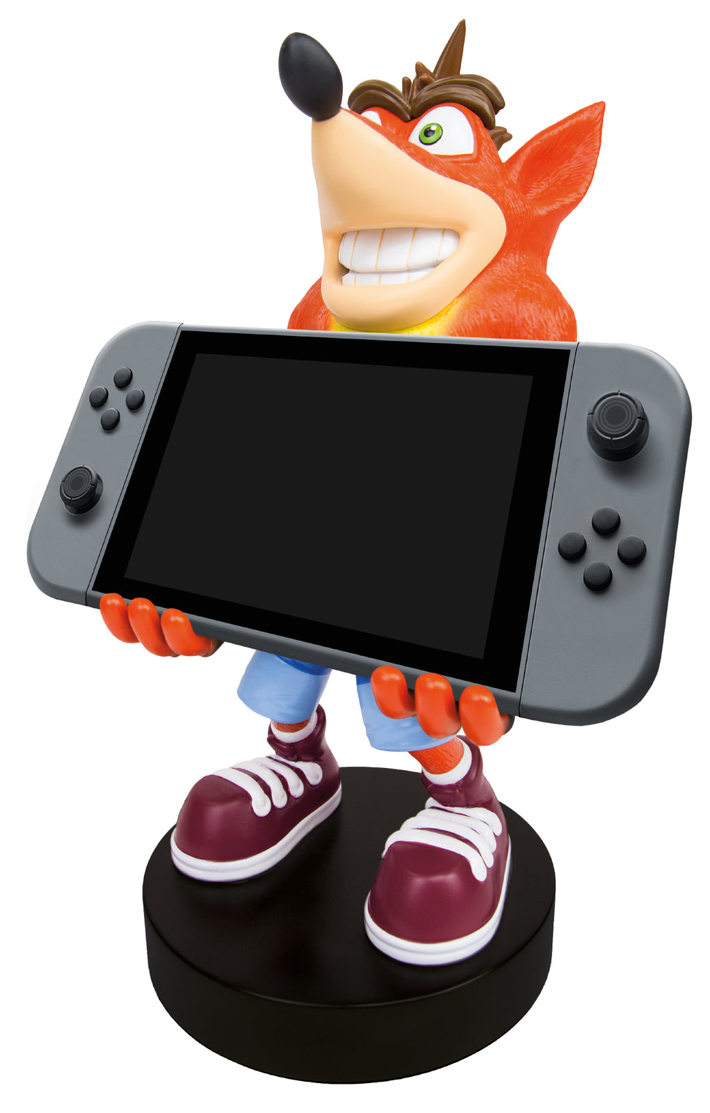 Cable Guy Controller Holder - Crash Bandicoot XL - PS4