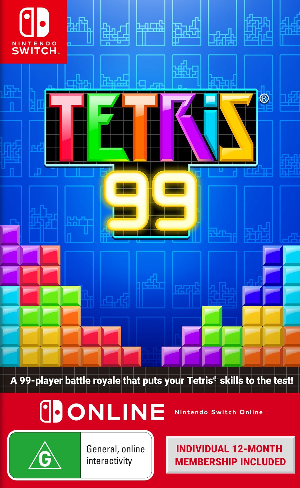 Tetris 99 - Nintendo Switch
