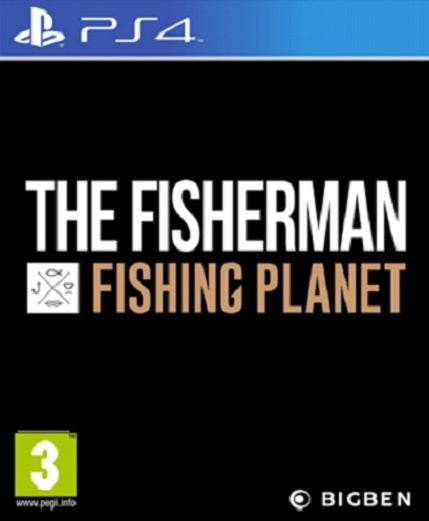 The Fisherman Fishing Planet - PS4