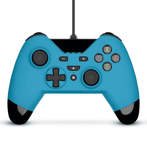Gioteck WX-4 Wired Controller (Blue) - Nintendo Switch