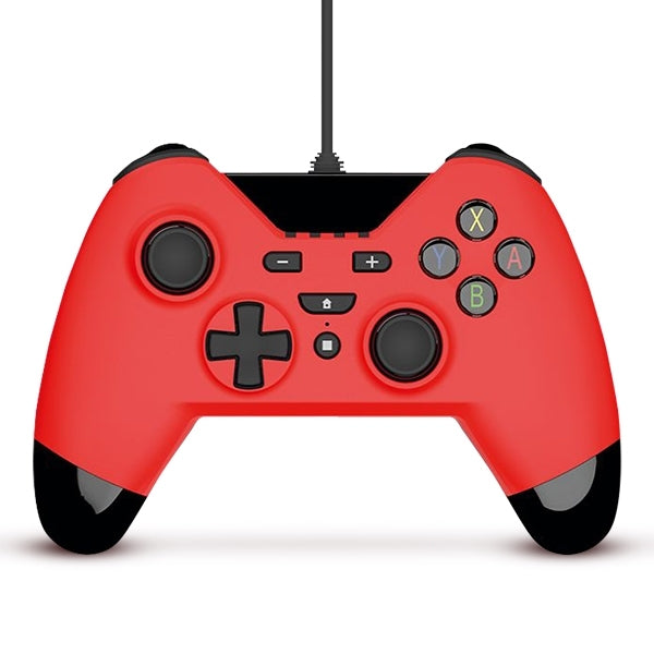 Gioteck WX-4 Wired Controller (Red) - Nintendo Switch