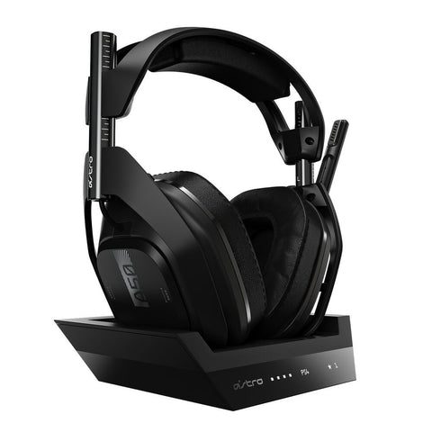 Astro A50 Wireless Gaming Headset + Base Station (PS4 & PC) - PS4