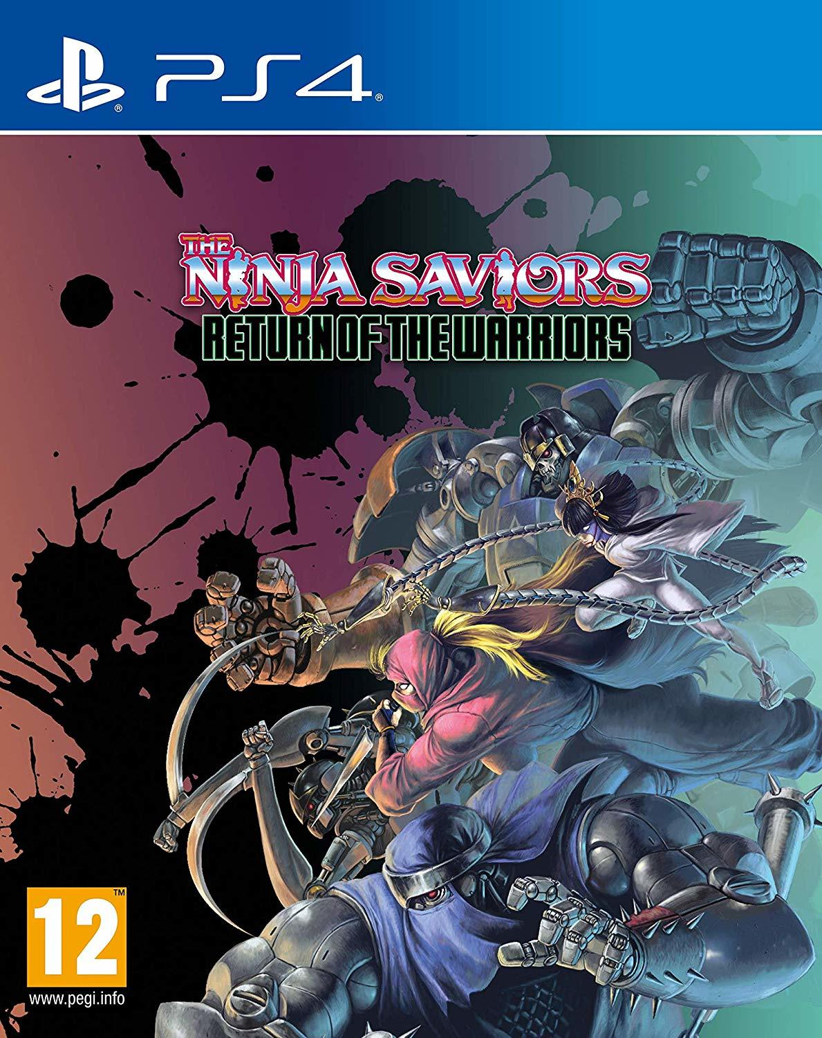 The Ninja Saviors: Return Of The Warriors - PS4