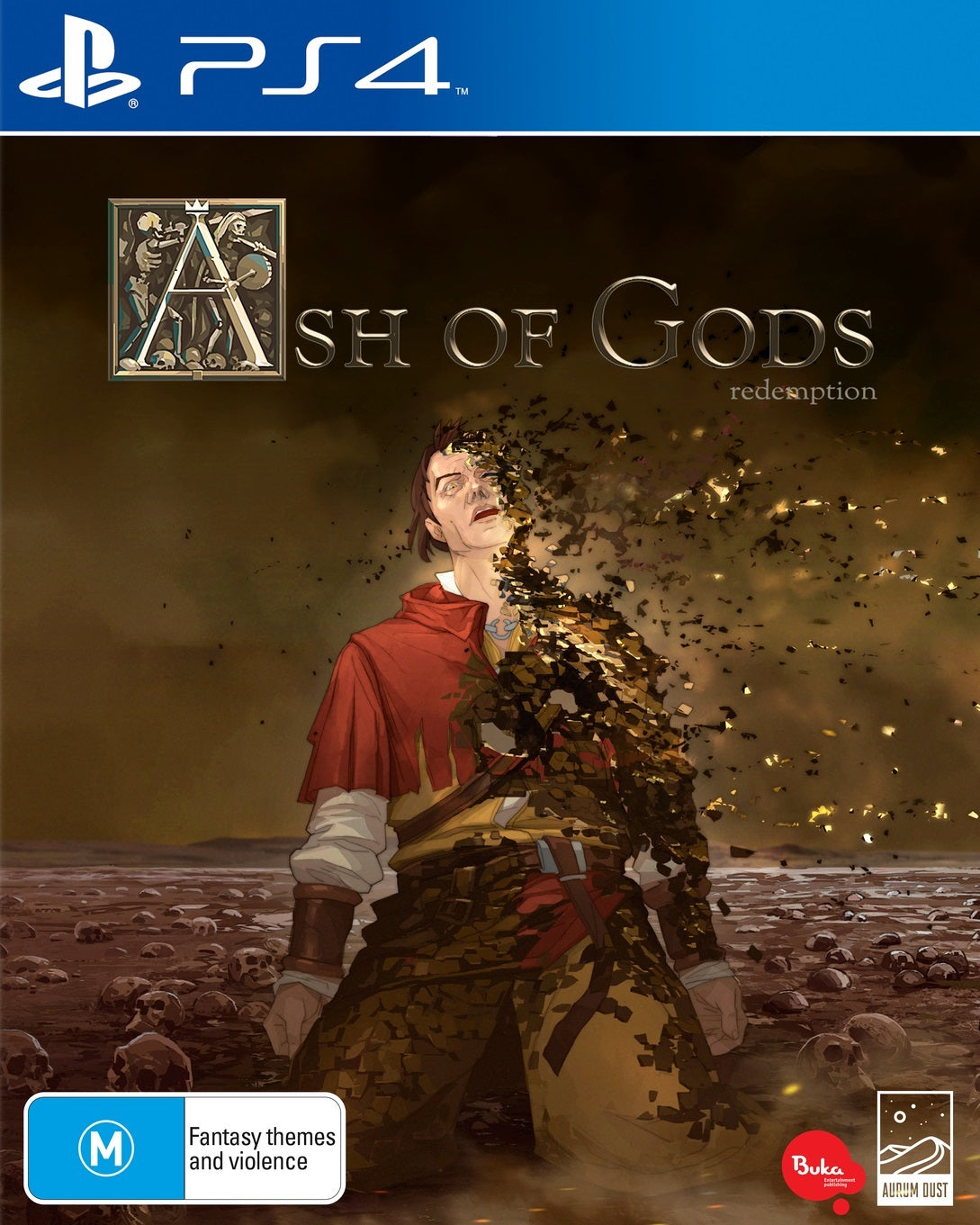 Ash of Gods: Redemption - PS4