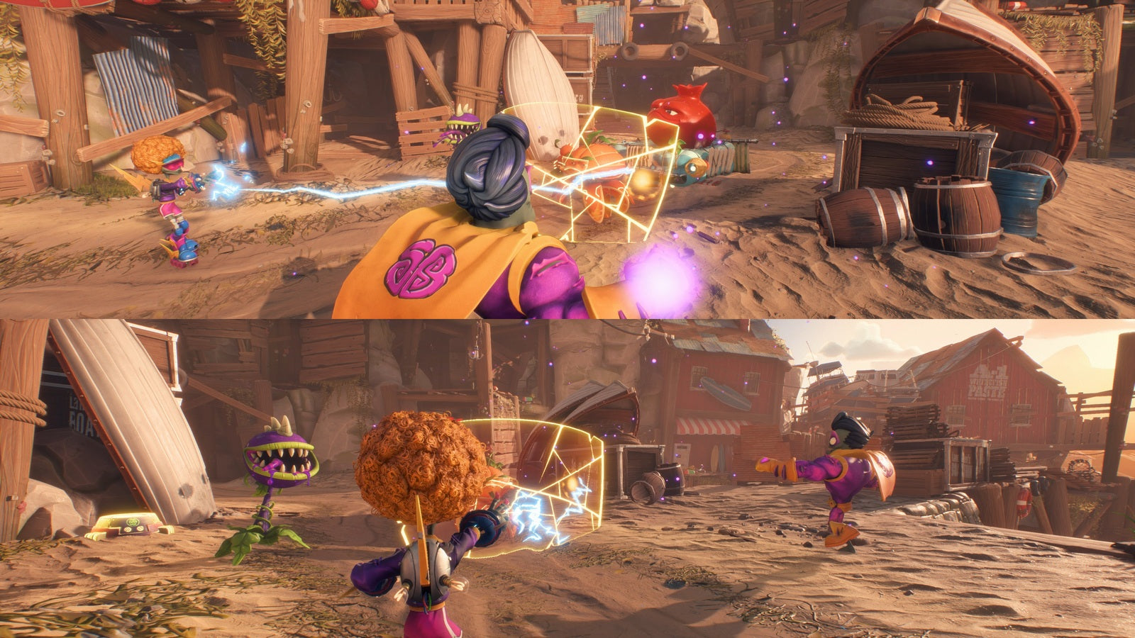 Plants vs. Zombies: Battle for Neighborville - PS4