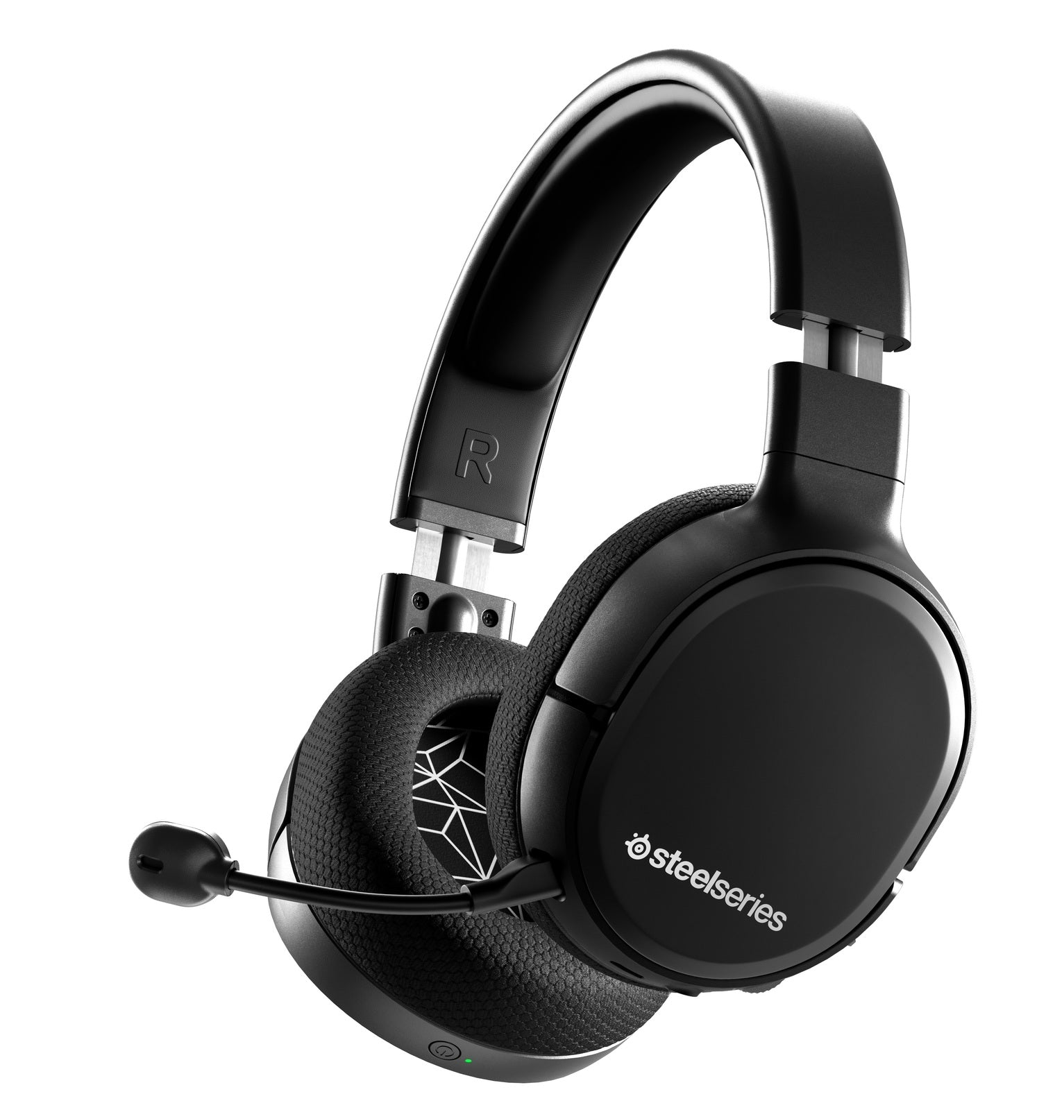 SteelSeries Arctis 1 Wireless Gaming Headset (Black) - PC Games