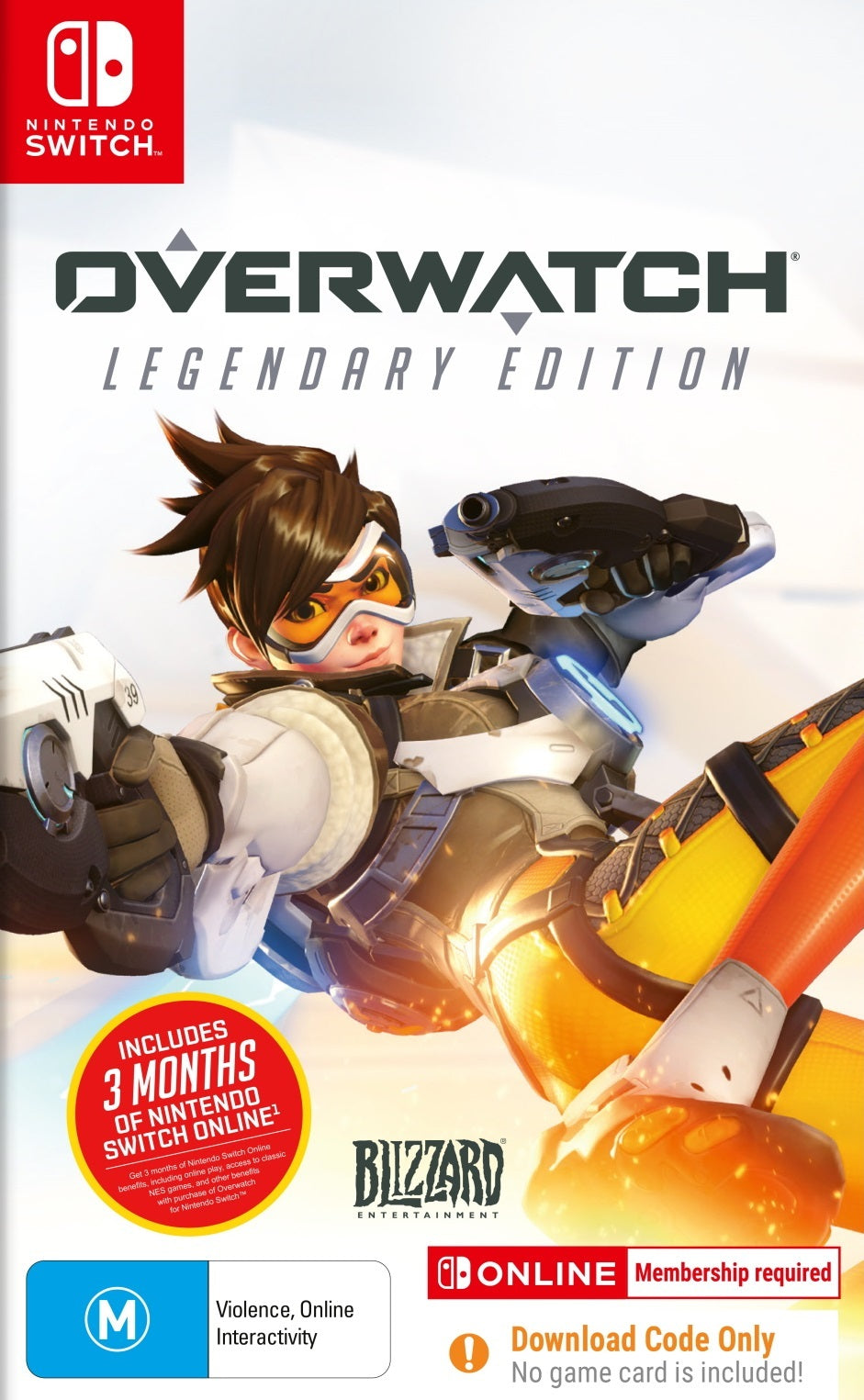 Overwatch Legendary Edition (code in box) - Nintendo Switch