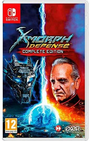 X-Morph Defense Complete Edition - Nintendo Switch