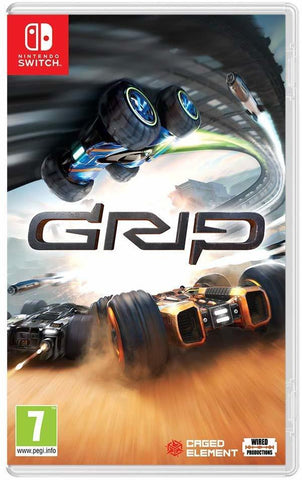 GRIP: Combat Racing - Nintendo Switch