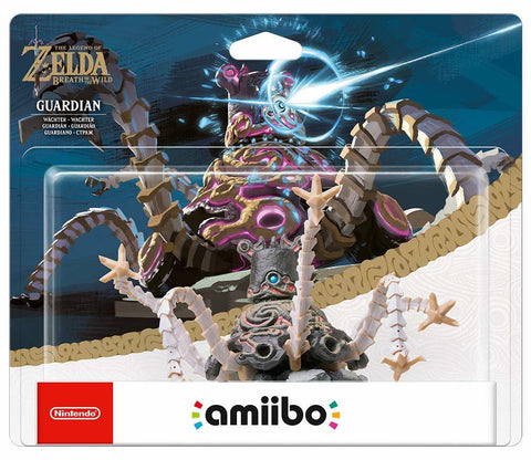 Nintendo Amiibo Guardian - Zelda Collection - Nintendo Switch