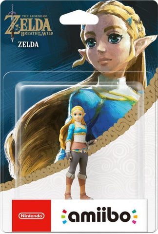 Nintendo Amiibo Zelda - Zelda Collection - Nintendo Switch
