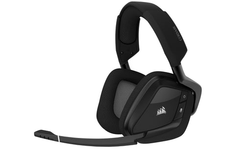 Corsair Void Elite RGB Wireless Gaming Headset (Carbon) - PC Games