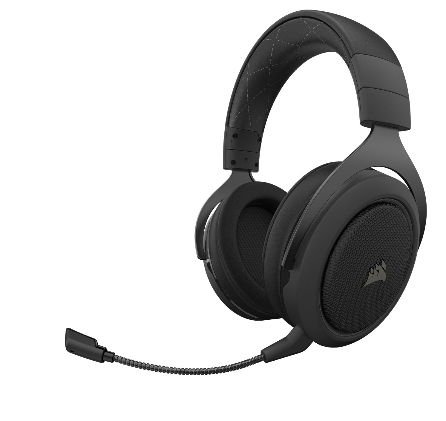 Corsair HS70 Pro Wireless Gaming Headset (Carbon) - PC Games