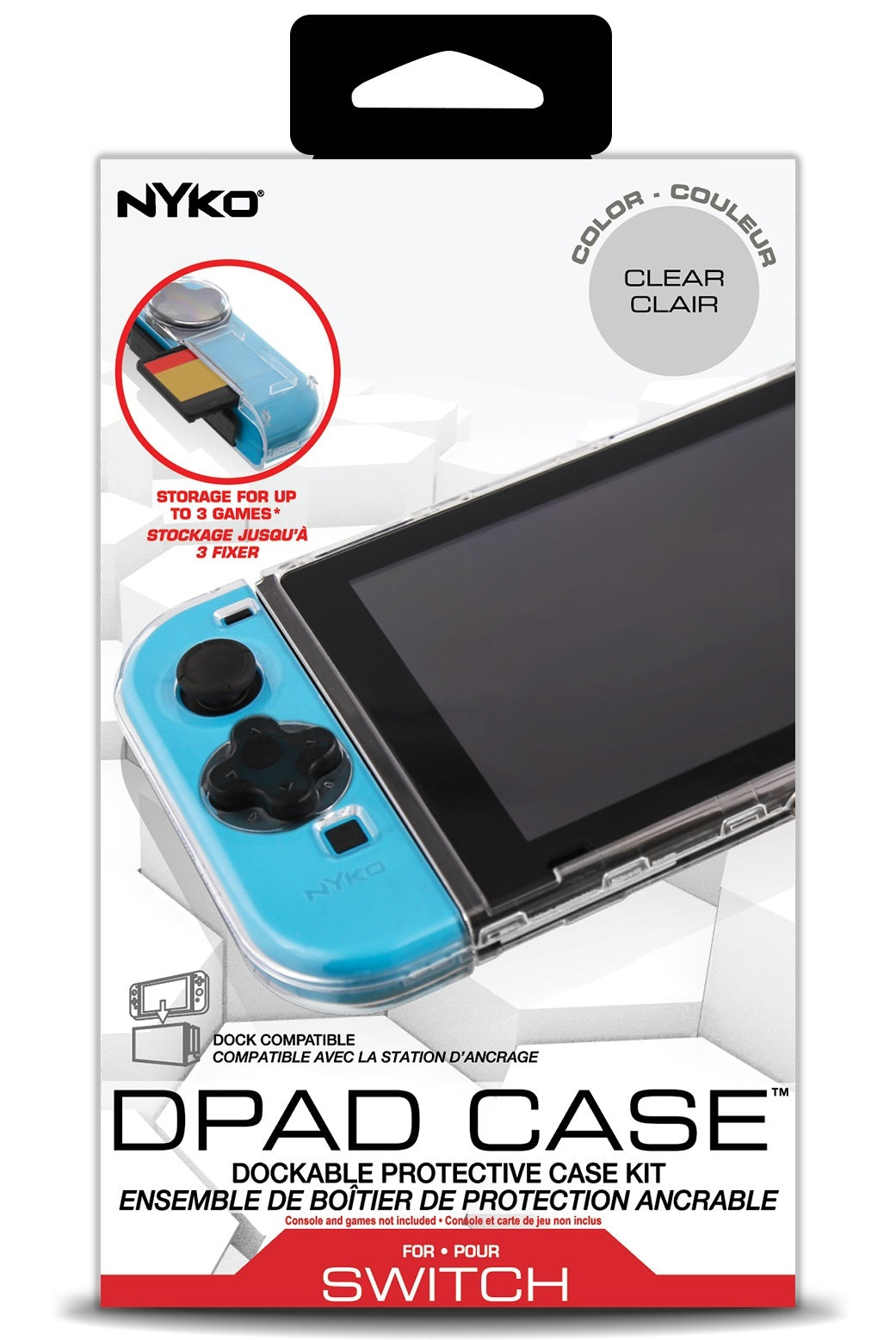 Nyko Switch D-Pad Case - Nintendo Switch