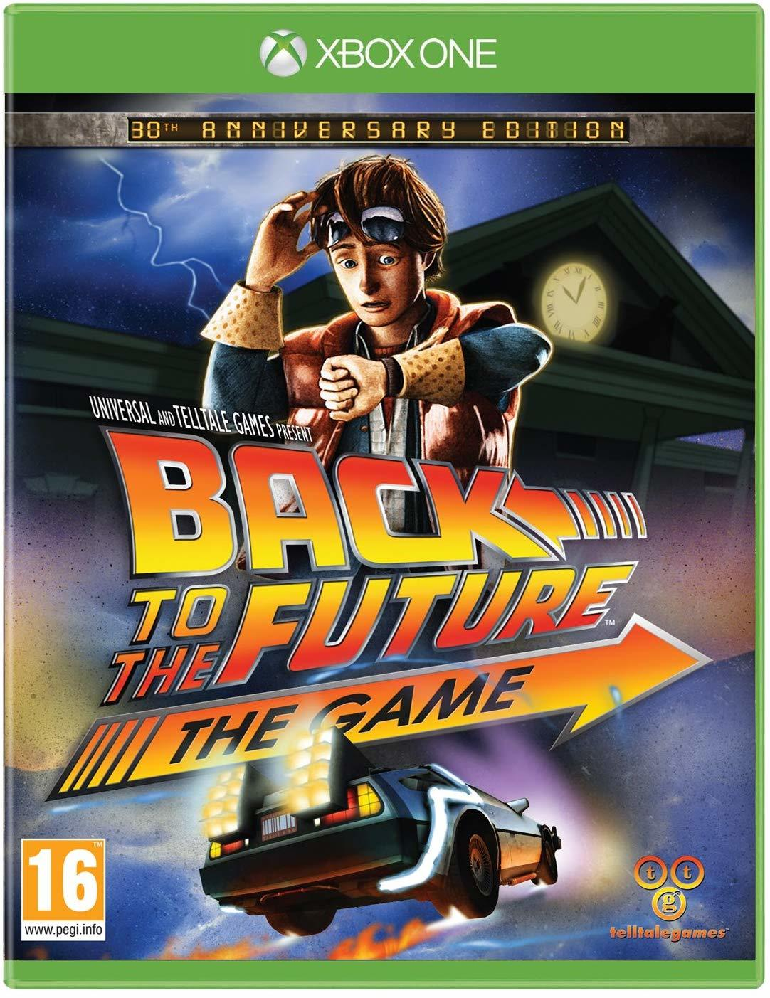 Back to the Future: The Game 30th Anniversary Edition - Xbox One