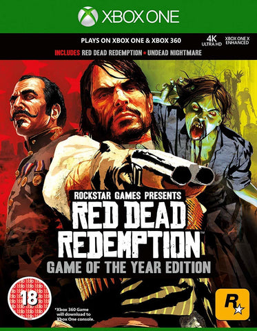 Red Dead Redemption Game of the Year Edition (Classics) - Xbox 360