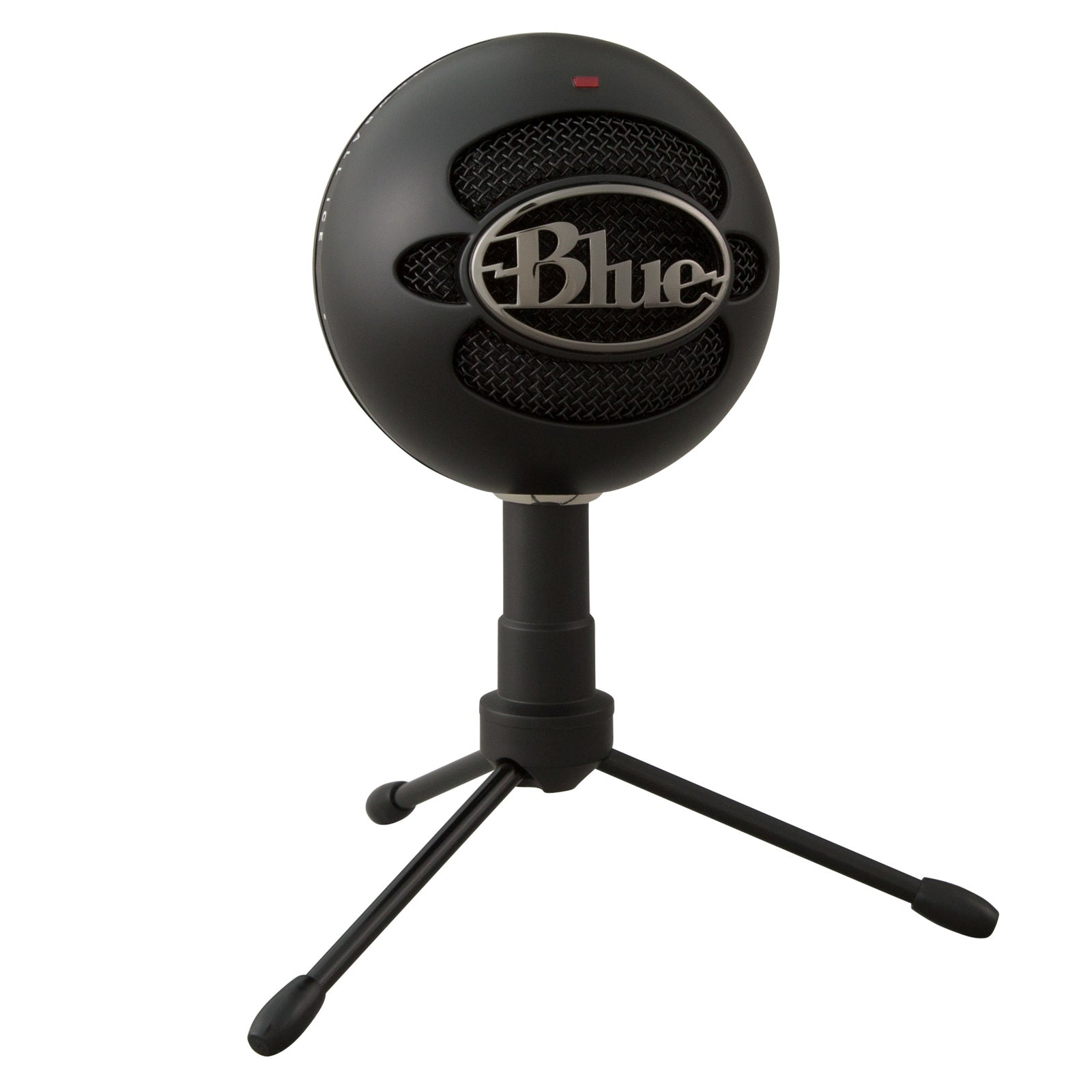 Blue Microphones Snowball iCE USB Condenser Microphone (Black PUBG Edition) - PC Games