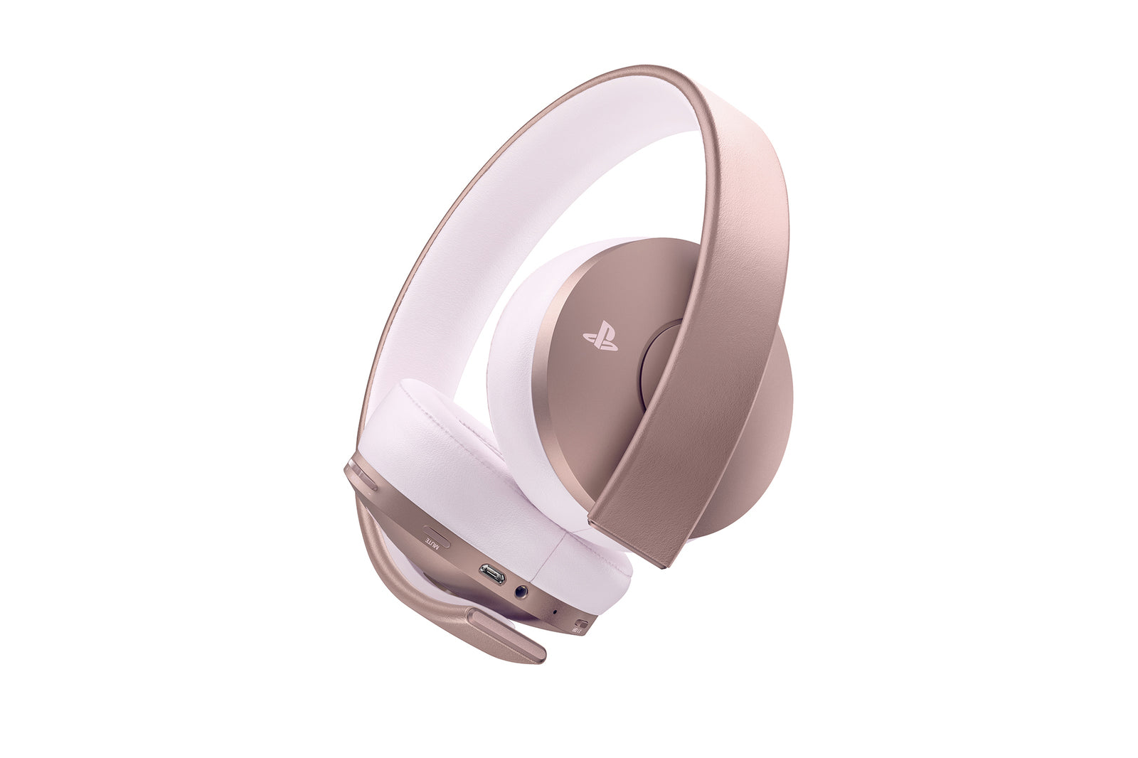 PlayStation Gold Wireless 7.1 Gaming Headset - Rose - PS4