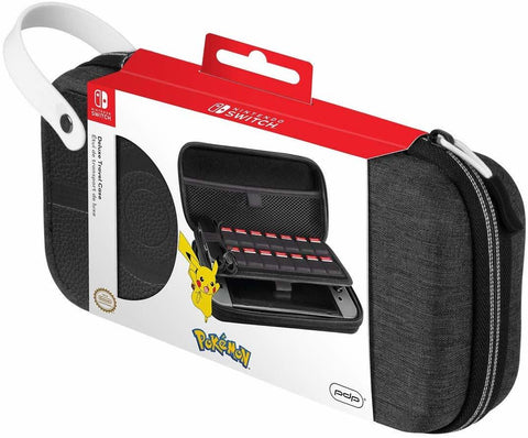 PDP Switch Travel Deluxe Case - Pokeball Elite - Nintendo Switch