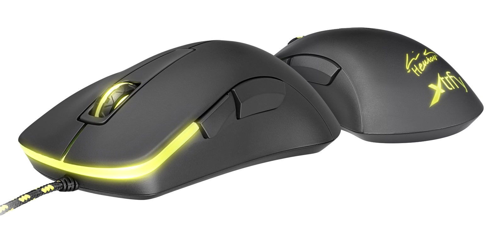 XTRFY M3 Optical Gaming Mouse - Heaton Edition - PC Games