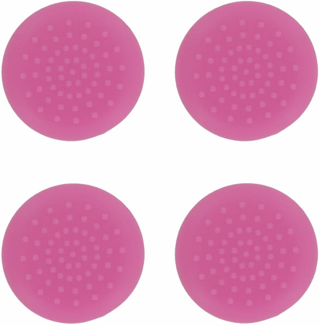 PS4 TPU Thumb Grips - Pink - PS4