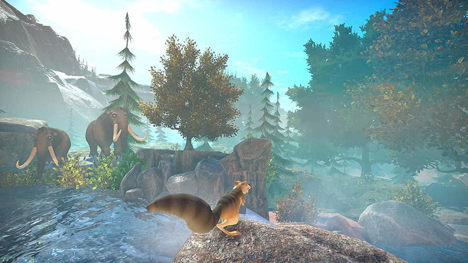 Ice Age: Scrat's Nutty Adventure - Nintendo Switch