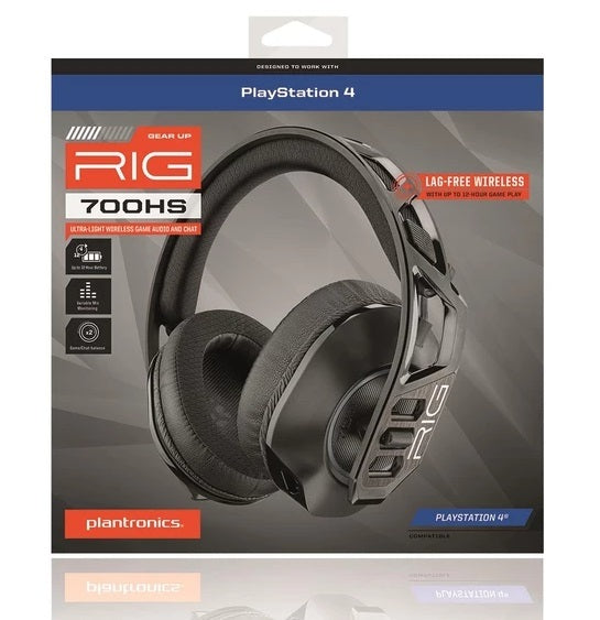 RIG 700HS Wireless PS4 Gaming Headset - PS4