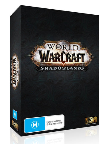 World of Warcraft: Shadowlands Heroic Edition - PC Games