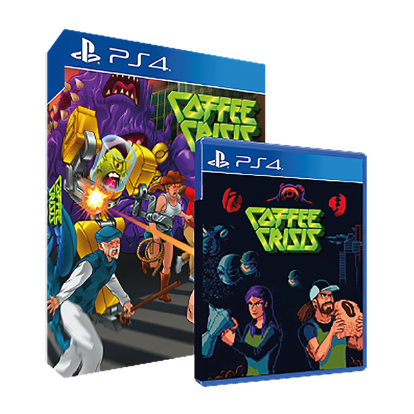 Coffee Crisis Special Edition - PS4