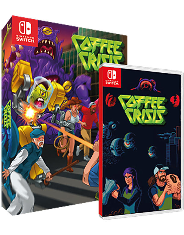 Coffee Crisis Special Edition - Nintendo Switch