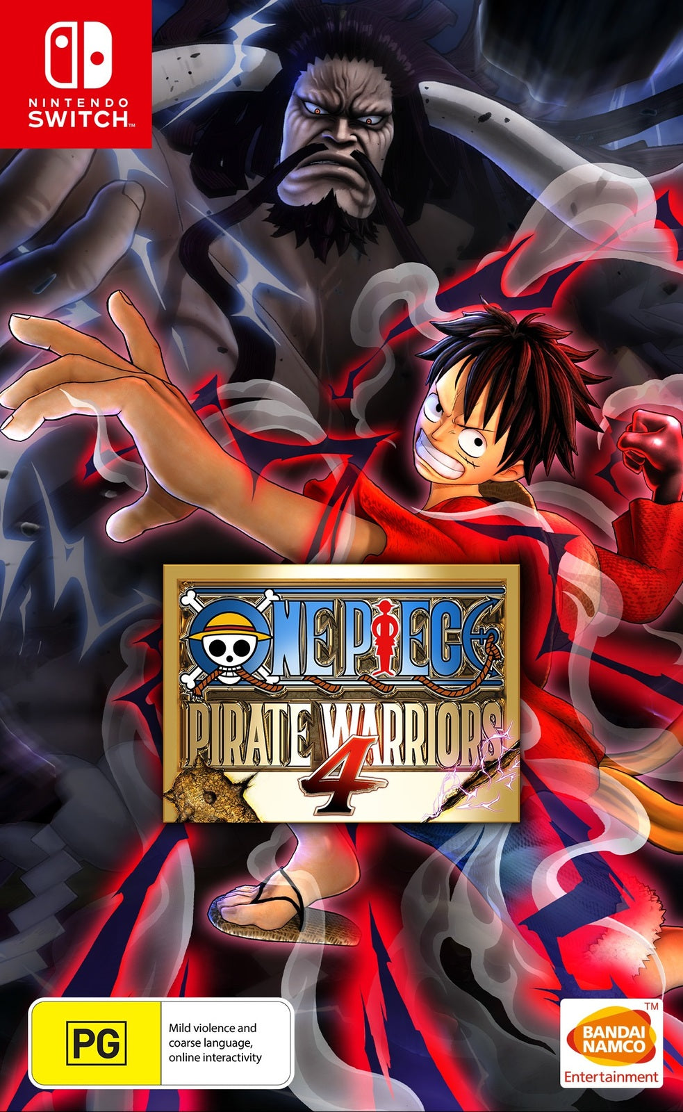 One Piece: Pirate Warriors 4 - Nintendo Switch